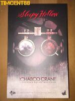 Hot Toys MMS270 Sleepy Hollow Ichabod Crane 1/6 Johnny Deep Figure