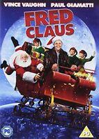 Fred Claus [DVD] [2007] [DVD][Region 2]