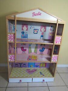 Barbie Wooden Dream House 3-Story Authentic  4.72 ft x  3 ft P.J. Kids Authentic
