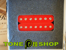 Bare Knuckle Pickups - Cold Sweat 7 String Neck Pickup - RED