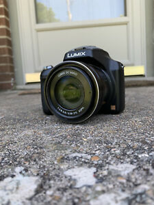 Panasonic LUMIX DMC-FZ70 / DMC-FZ72 16.1MP Digital Camera - Black