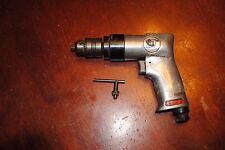 US Industrial Tools Air Drill ~ Aircraft Tools Jacobs chuck