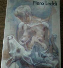 Piero Leddi dipinti e disegni Edizione Charta