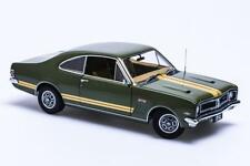 1:18 Biante - Holden HT Monaro - Verdoro Green with Antique Gold Interior
