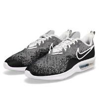 Nike Air Max Sequent 4 IV Black White Men Running Shoes Sneakers AO4485-001
