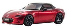Carrocería pintada 90mm Kyosho MiniZ Mazda Roadster Red AWD MZP145R