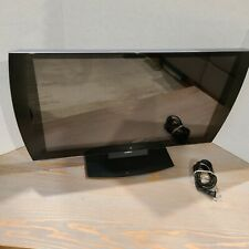 "24"" Sony Playstation 3D TV Monitor CECH-ZED1U Display LCD Flat Panel 1080p WORKS"