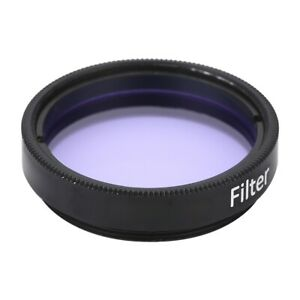 Cuts Light Pollution Skyglow Filter Moon Filter Durable for Telescope Eyepiece