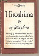 HIROSHIMA-JOHN HERSEY-1946