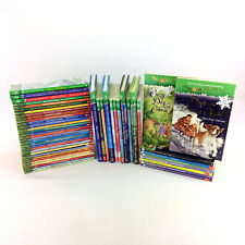 Lot 51 Magic Tree House Books Complete Set 1-40 Merlin Missions & Research Guide