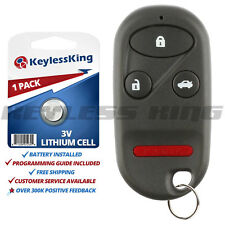 Keyless Entry Remote Key Fob for 2001-2010 Honda Goldwing GL1800 Motorcycle
