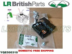 LAND ROVER BATTERY POSITIVE CABLE FUSE RANGE ROVER LR3 LR4 SPORT NEW YQE500310
