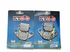 Kyoto Brake Pads Front For Aeon Crossland RX 350 2011