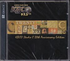 KBCO Studio C 20th Anniversary Edition New Sealed 2CD Set Death Cab for Cutie