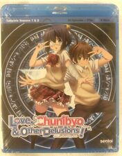 Love Chunibyo & Other Delusions! Season 1 & 2 Complete Collection Genuine Bluray