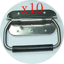 Spring Loaded Chest Handle/Lock/Tool Box/Road Case Grab Handle/Latch TAX INV.