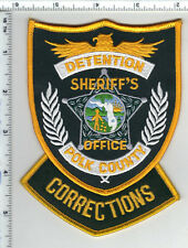 Polk County Sheriff's Office Detention (Florida) with Corrections Rocker Panel