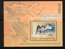 HUNGARY 2012 FAUNA OF HUNGARY BIRDS M/SHEET  MNH