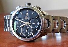 TAG HEUER LINK 43MM AUTOMATIC MENS CHRONOGRAPH WATCH CAT2010