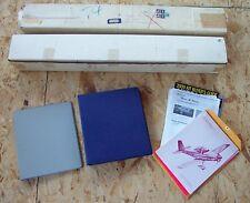 Mustang Aeronautics Bushby Mustang Ii Aircraft Drawing Sets & Manual Plus Extras