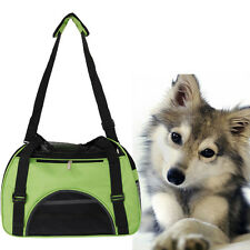 Green Fruit Pet Dog Nylon Handbag Carrier Travel Carry Bags For Small Animals S