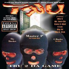 Tru - Tru 2 Da Game [New CD] Explicit