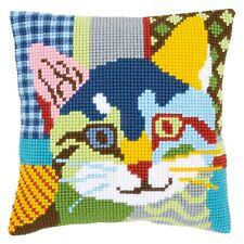 Cuscino Kit Crochet Vervaco Pony