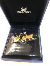 Swarovski 1029735 Necklace Tiger Palm tree set BNIB