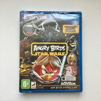 Angry Birds Star Wars PlayStation VITA Brand New