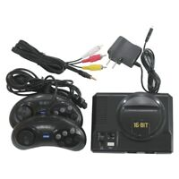 Sega console Mini 208 Games  Video game Classic Complete Set TV Retro 16 Bit