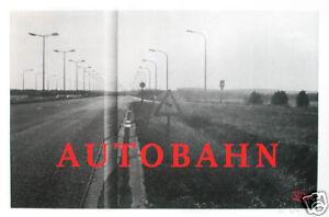 VALIE EXPORT: AUTOBAHN 2004 (1971), Siebdruck
