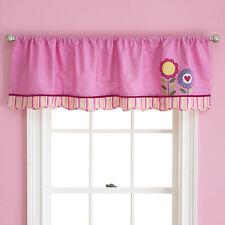 New Too Good by Jenny LOVE BUG  Window Valance 58x14 ~ Pink Flower NIP