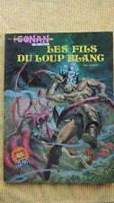 CONAN : LES FILS DU LOUP BLANC - ARTIMA COLOR MARVEL GEANT -1982- S. BUSCEMA