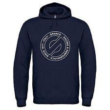 Sparco 01227bm5xxl sudadera azul marino XXL