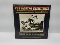 The Glory Of Their Times Record 33 1/3 Early Days Of Baseball 1966 Ruth Gehrig