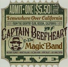 Captain Beefheart - Live At The Country Club Reseda California 1981 [New CD]
