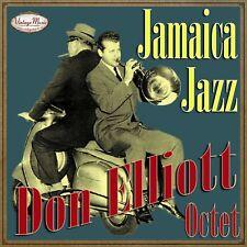 DON ELLIOTT Vintage Jazz Swing / Jamaica , Little Biscuit , Napoleon , Savanna
