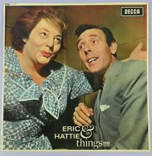 Eric Sykes & Hattie Jacques - Eric & Hattie And Things!!!,  Decca Vinyl LP 1962