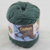 Sale New 1Skeinx50gr Soft Worsted Cotton Chunky Hand Knitting Baby Quick Yarn 19