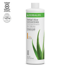 Herbalife Herbal Aloe Concentrate 16 oz Mango Flavor FREE SHIPPING!!!