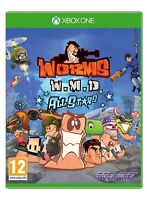 Worms W.M.D: All Stars [Xbox One XB1, Region Free, Strategy, WMD, Combat] NEW