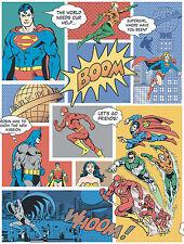 Superman Tapete / Batman / DC9002-1 / DC90021 / Justice League / DC / 3,47 €/qm