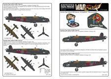 Kits World 172040 - 1:72 Handley Page Halifax B MKII Decalset - Neu