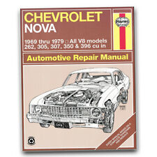 Haynes Repair Manual for 1969-1979 Chevrolet Nova - Shop Service Garage Book hm