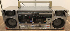 JVC PC-W300 Stereo Boombox Ghettoblaster Radio Works Tape Player Does Not Music