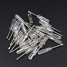 30pcs Micro 45mm x 2mm Cross Phillips Screwdrivers Mobile Phone PC Repair Tool