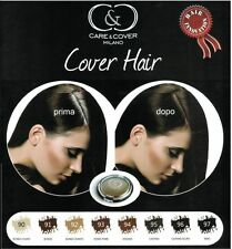 CARE & COVER MILANO COVER HAIR CAMOUFLAGE CAPELLI N° 96 CASTANO SCURO