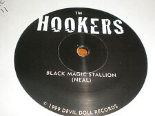 "Hookers 7"" Black Magic Stallion DEVIL DOLL RECORDS"