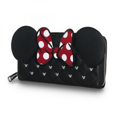 Disney Loungefly Minnie Mouse Icon Wallet