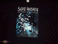 Soilwork - Natural Born Chaos 2002 U.S. Tour T-Shirt